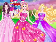 Barbie Princess Fashion Expert