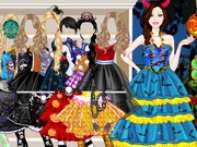 Barbie Halloween Dress Up